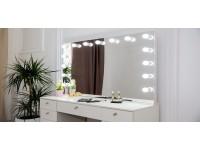 Как выбрать зеркало с подсветкой для макияжа