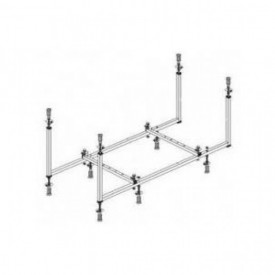 Монтажный набор для ванны Roca Uno 170х75 ZRU9302876