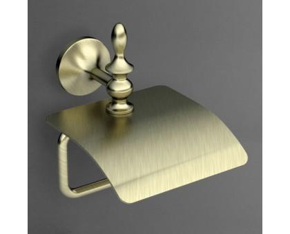 Держатель туалетной бумаги подвесной ART&MAX AM-E-4283-Br