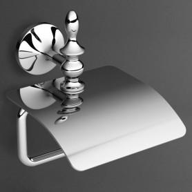 Держатель туалетной бумаги подвесной ART&MAX AM-E-4283-Cr