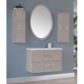 Комплект мебели для ванной комнаты Marka One У67234