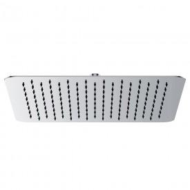 Верхний душ Clever Slim inox air 99688 хром