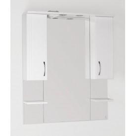 Зеркальный шкаф Энигма (Style Line) ЛС-00000174