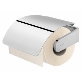 A50341464 Inspire Держатель для туалетной бумаги с крышкой хром