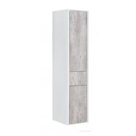 Шкаф - колонна Roca Ronda R ZRU9303006 белый матовый/бетон