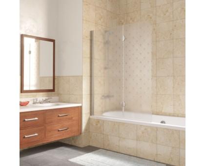 Душевая шторка на ванную E2V 120 08 R05 L VegasGlass