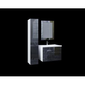 Комплект мебели для ванной комнаты Marka One У72786
