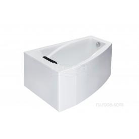 Акриловая ванна Roca Hall Angular ZRU9302865 асимметричная правая белая 150х100