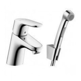 Смеситель с гигиеническим душем Hansgrohe Focus 31926000