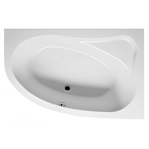 Асимметричная ванна Riho Lyra 153x100 L BA6800500000000