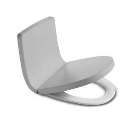 Крышка-сиденье Roca KHROMA с микролифтом 7801652004 белая Roca