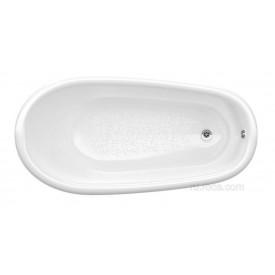 Чугунная ванна Roca Carmen 234250003 160х80