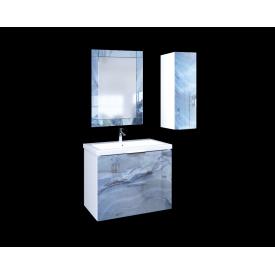Комплект мебели для ванной комнаты Marka One У72775