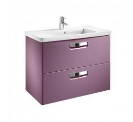 Тумба под умывальник Roca Gap 80 фиолетовый ZRU9302740 Мебель для ванной