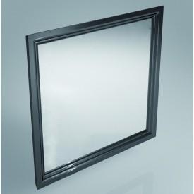 Зеркало Kerama Marazzi 80 см, черное Po.mi.80\BLK