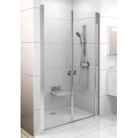 Душевая дверь Ravak Chrome 0QVACC0LZ1 100 блестящий прозрачный