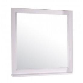 Зеркало ASB Гранда 80 11481-WHITE Цвет белый