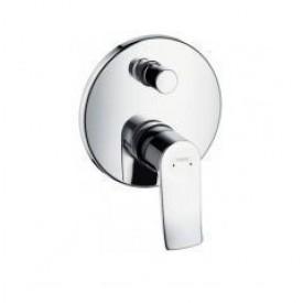 Смеситель для ванны с душем Hansgrohe Metris 31493000