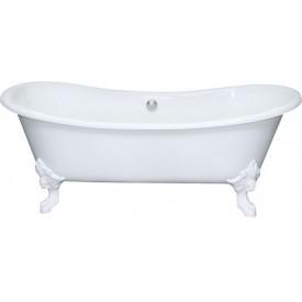 Ванна чугунная ELEGANSA NADIA IRON FEET White Н0000366