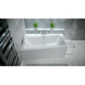 Акриловая ванна BESCO Infinity 150 L WAI-150-NL