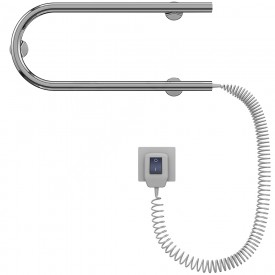 Полотенцесушитель электрический Terminus П-образный 25 DM 600x225 1609-2636