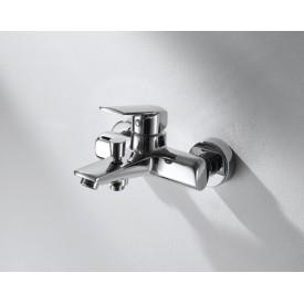 Смеситель для ванной на 2 отверстия Bravat F6121179CP-01