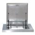 Люк Revizor сантехнический напольный 1385-386 90х70
