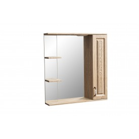 Зеркальный шкаф Stella Polar Кармела 75 SP-00000182