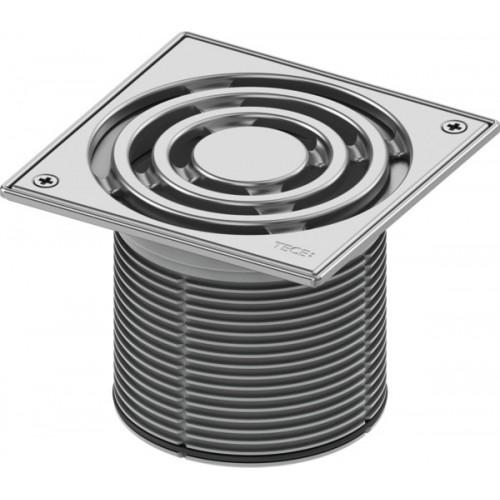 Декоративная решетка привинчиваемая TECE drainpoint S 3660010 150 мм