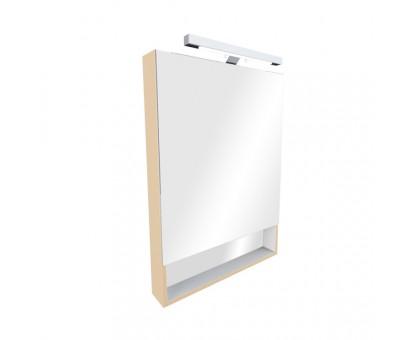 Зеркальный шкаф Roca GAP 80 бежевый ZRU9302700