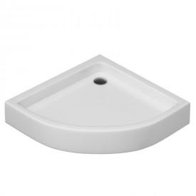 W53T-315-090W64 BLISS L Solo Slide поддон для душ. уголка 90x90 белый акрил