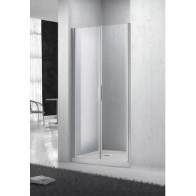 Дверь в проём BelBagno SELA-B-2-80-Ch-Cr