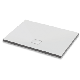 Акриловый душевой поддон Riho 414 100x90 белый + сифон DC240050000000S