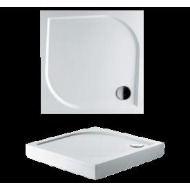 Душевой поддон из литьевого мрамора Riho Kolping DB21 90x90 белый + сифон DB2100500000000