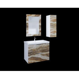 Комплект мебели для ванной комнаты Marka One У72773