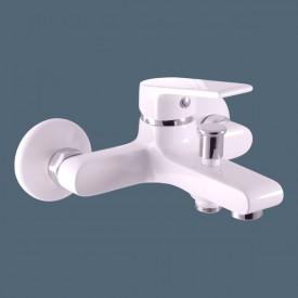 Смеситель RAV Slezаk для ванной белый/хром CO154.5BC