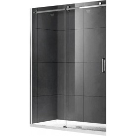 Дверь для душа прозрачная Gemy Modern Gent S25191C