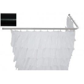 Карниз для ванны угловой Г-образный Aquanet 150x70 00241445