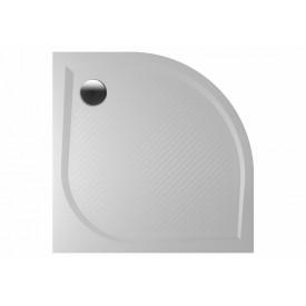 Душевой поддон из литьевого мрамора Riho Kolping DB10 80x80 R55 белый + сифон DB1000500000000