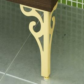 Ножка для мебели Рим, Римини (Comforty) 3131540
