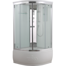 Timo Comfort T-8890 Clean Glass душевая кабина 90x90x220