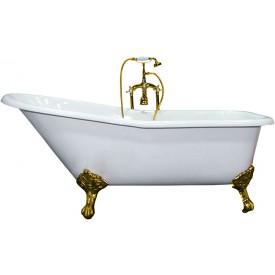 Ванна чугунная ELEGANSA SCHALE gold Н0000261