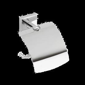 Держатель туалетной бумаги с крышкой Bemeta 132112012