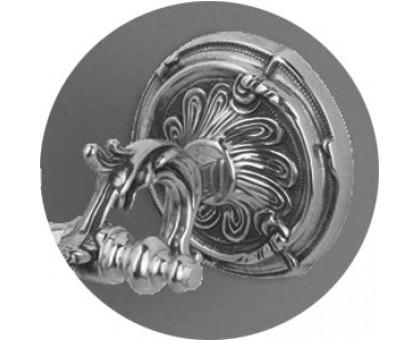 Зеркало увеличительное двустороннее подвесное ART&MAX AM-2109-Cr