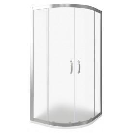 Душевое ограждение INFINITY R-90-G-CH GOOD DOOR ИН00006