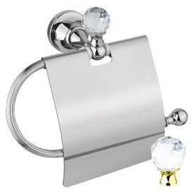 Держатель для туалетной бумаги Cezares OLIMP-TRH-03/24-Sw