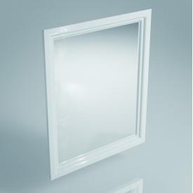 Зеркало Kerama Marazzi 60 см, белое Po.mi.60\WHT