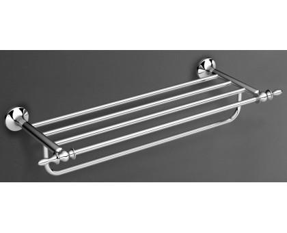 Полка для полотенец подвесная ART&MAX AM-4222-Cr