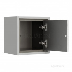 Шкафчик Уэльс темный шоколад Aquaton 1A209703WAC30