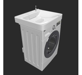 Раковина Laundry 600*600 Marka One У71489 Marka One